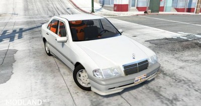 Mercedes-Benz C 200 (W202) [0.11.0], 1 photo